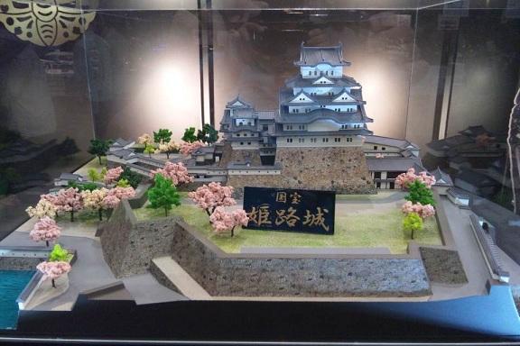 姫路城 完成品