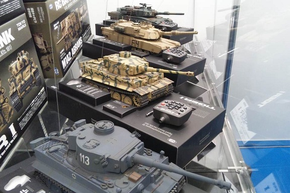 戦車 RC