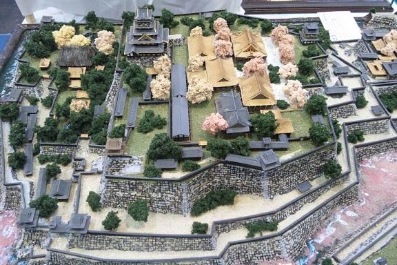 大阪城 秀吉