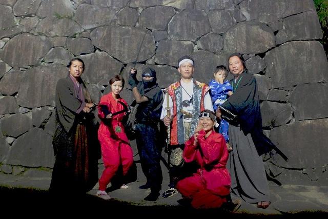掛川城おもてなし隊
