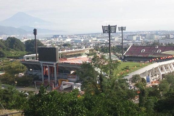 日本平スタジアム 画像