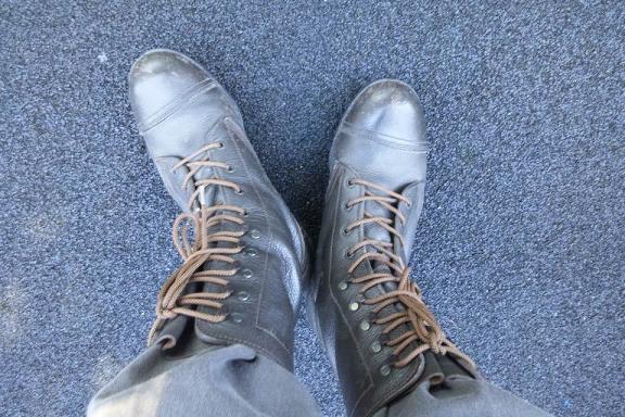 1型半長靴