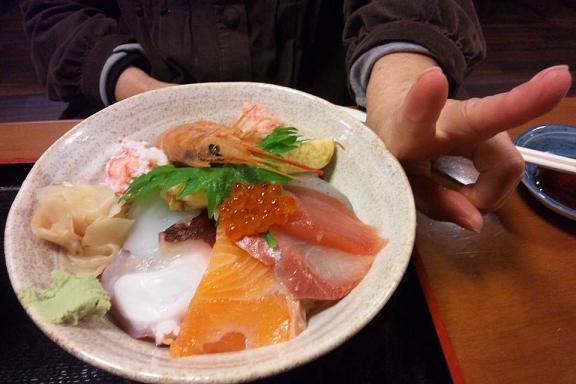 海鮮丼いっき