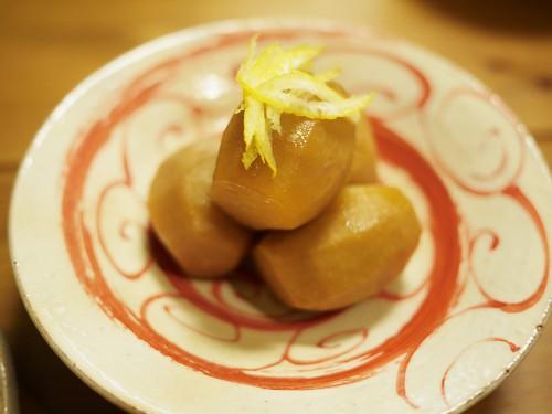「大奥」里芋の煮物