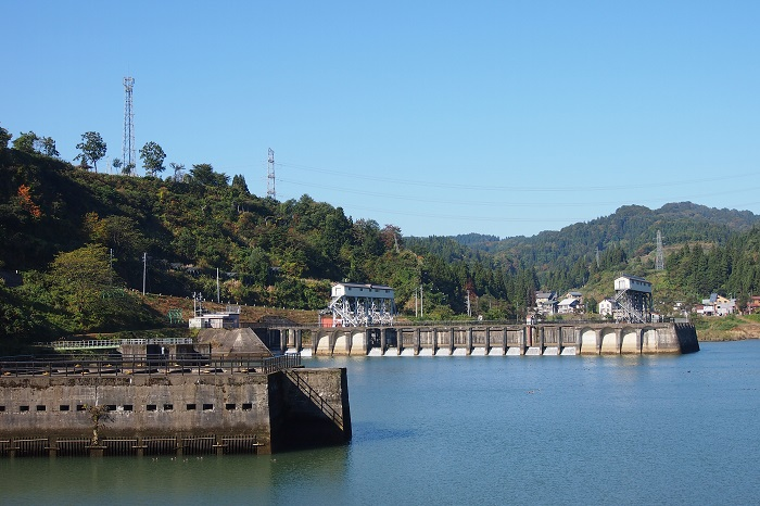 浅河原調整池11