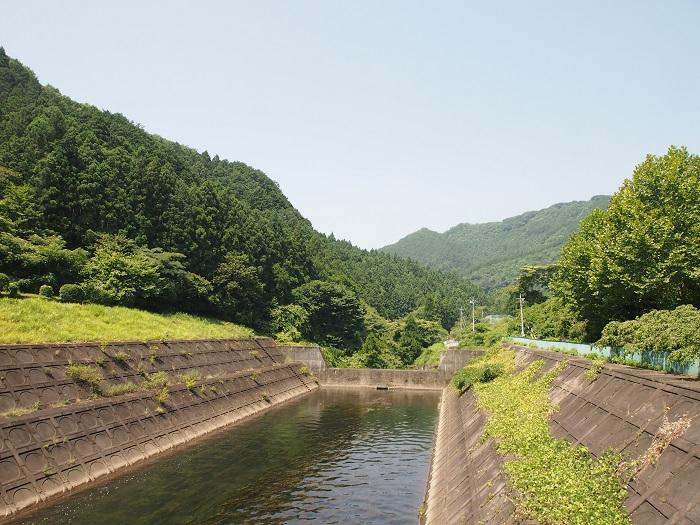 16桐生川直下より下流