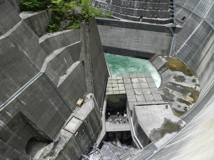 22川治ダムキャットウォーク12