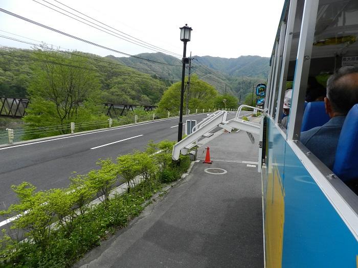 07川治ダム水陸両用バス6