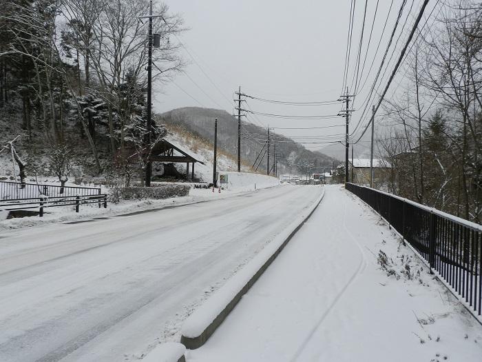 湯西川ダム冬期閉鎖04