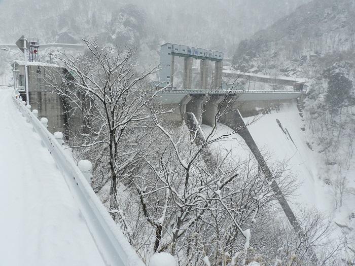 冬期閉鎖奈良俣16