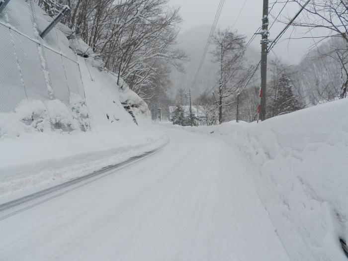 冬期閉鎖奈良俣11