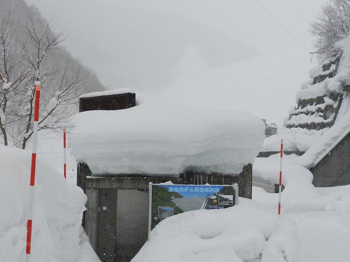 冬期閉鎖奈良俣10