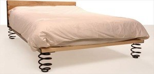 supuring bed