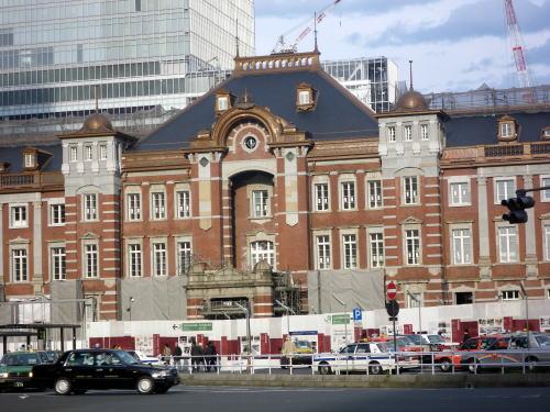 東京駅 3