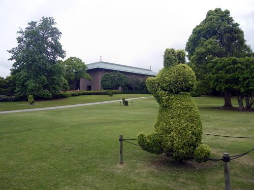 水戸 千波公園と茨城県美術館