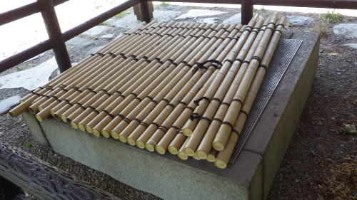 小石川養生所の井戸が
