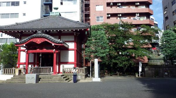太宗寺 閻魔堂と銅造地蔵菩薩坐像