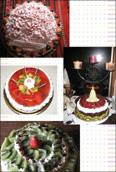 ケーキデコレーション