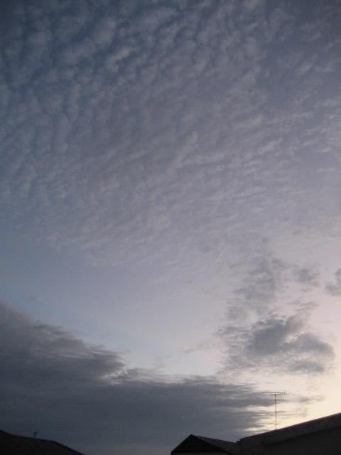 うろこ雲 005