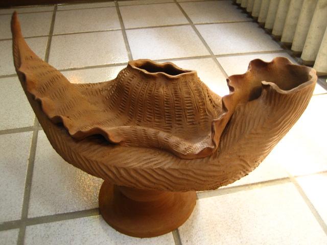 貝の花器 009