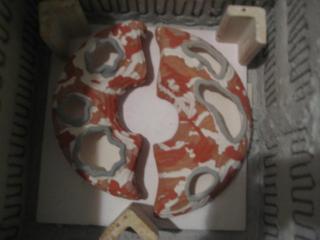 花器炎色釉 024