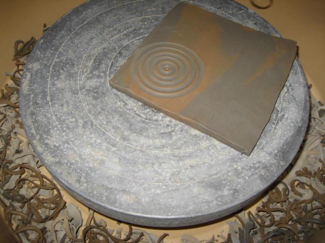 ケーキ皿 010