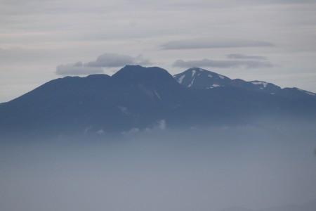 志賀山から妙高火打