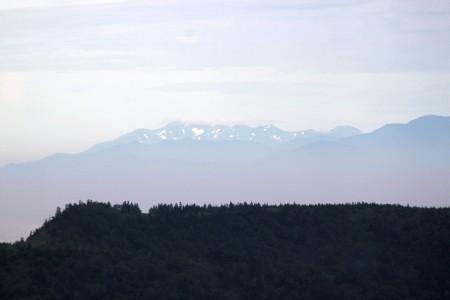 志賀山から北西