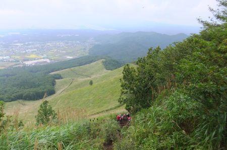 高座山登り2