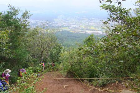 高座山登り3
