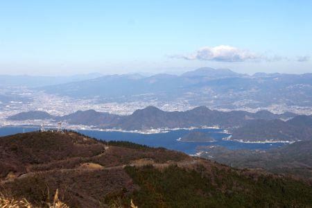 沼津アルプスと箱根