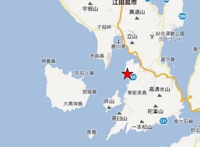 深江港北岸