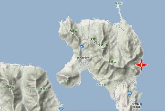1)江田島町北部・深田サルベージ