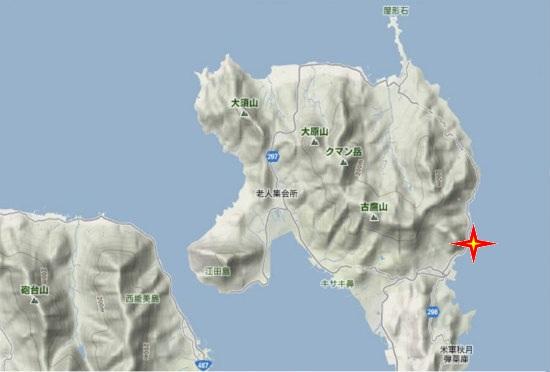 1)江田島町北部・江田島造船