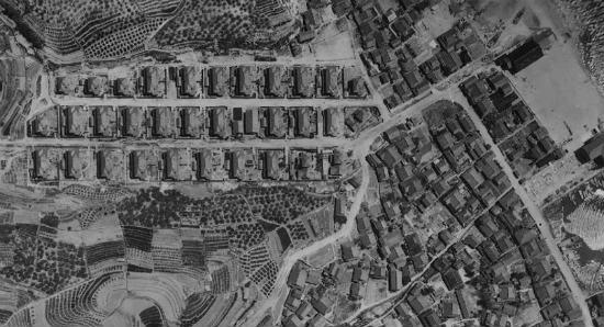 アーカイブ1947・小用官舎