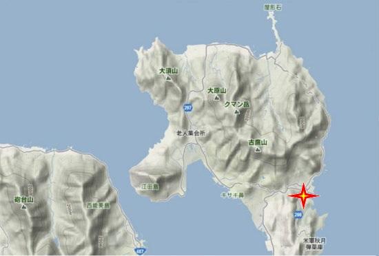 1)江田島町北部・小用公園