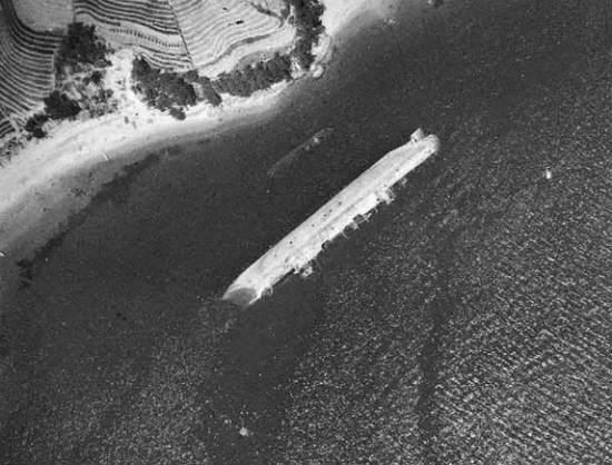アーカイブ1947・巡洋艦出雲