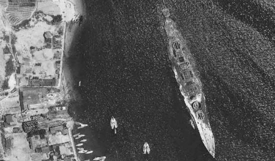 アーカイブ1947・戦艦榛名