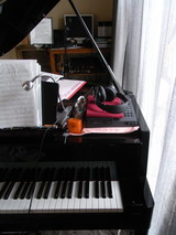ピアノ機材