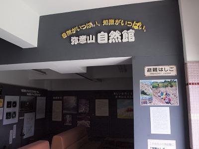 弥彦山自然館