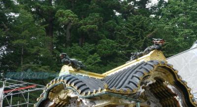 image日光東照宮拝殿屋根獅子、龍_convert_20120824131305