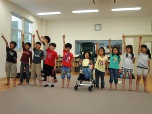 学童練習1