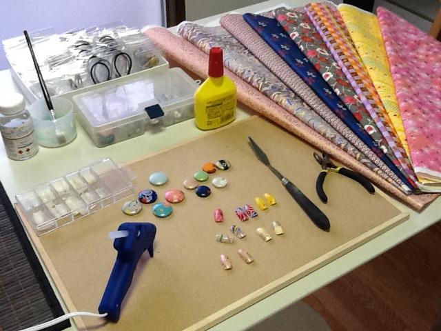 友禅和紙 クラフト 手作り 和小物 和雑貨 和風アクセサリー 福岡 suicocco. 小物 アクセサリー