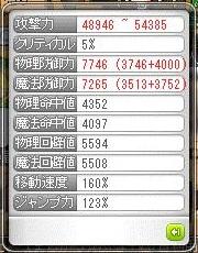 フルパワー(MH30)の攻撃力、180.230