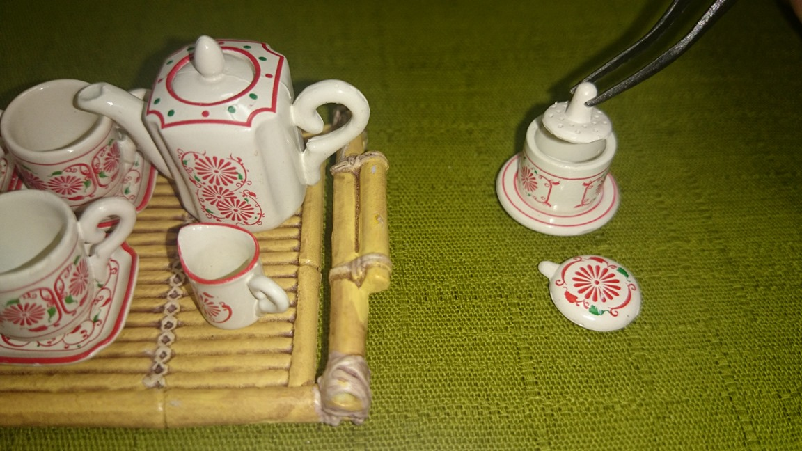 1-3、1163(コーヒーフィルターをセットする1)魅惑のバッチャン焼き30ok