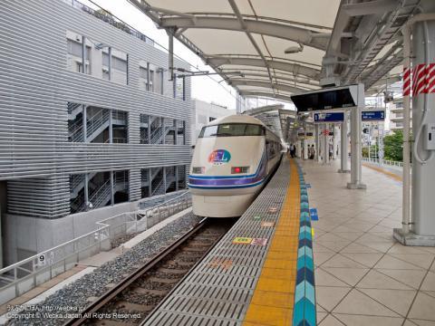 東武100系電車 日光線特急「スペーシア(SPACIA)」
