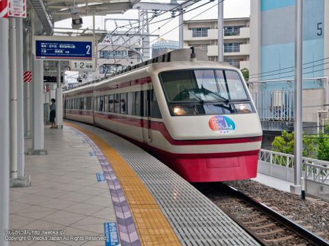 東武200系・250系電車 伊勢崎線 特急りょうもう