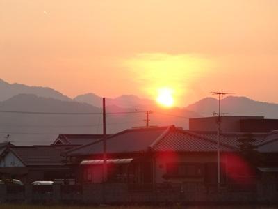 1124-夕陽