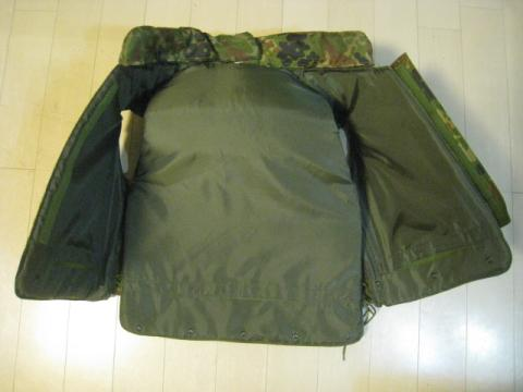 防弾チョッキ初期型 (2)