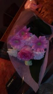 Tさんからいただいたカワイイお花